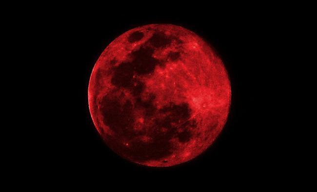 """Eclipses 2014 Luna Roja Luna Roja Eclipse Lunar Total """""""