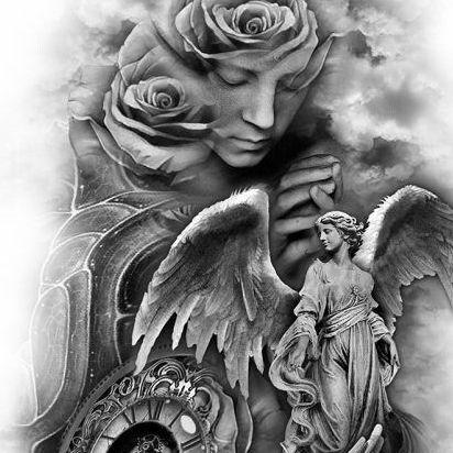 angel oscuro