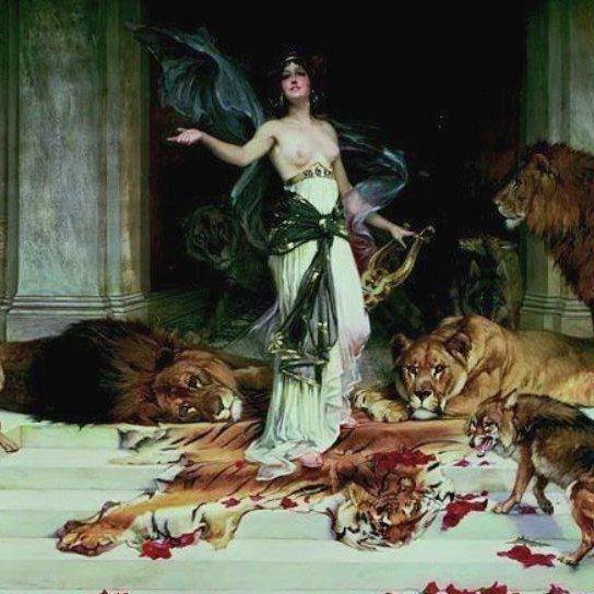 Circe de Cabanel - Margit Glassel